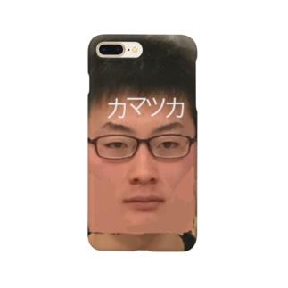 カマツカのiPhoneケース Smartphone cases