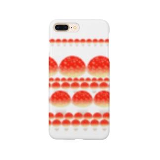 ラインきのこ#004 Smartphone cases
