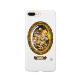 妖精入り琥珀 Smartphone cases