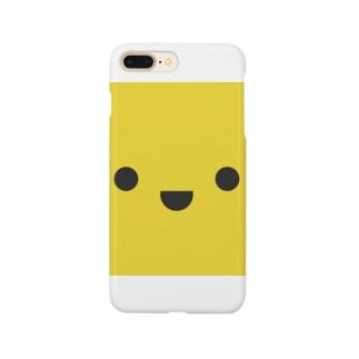 きいろいやつ Smartphone cases