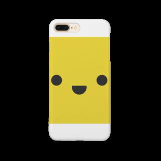 shimojuのきいろいやつ Smartphone cases