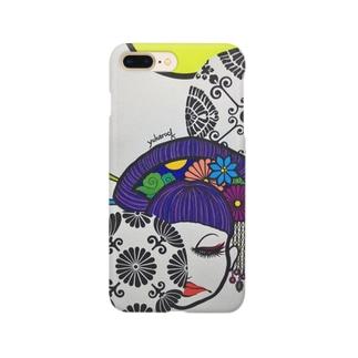 Japaneseガール Smartphone cases