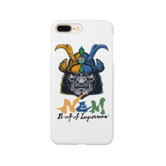 #NEM XEMURAI 3colors スマートフォンケース