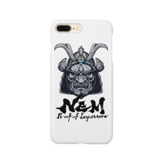 #NEM XEMURAI スマートフォンケース