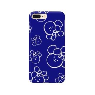 頭もりもりの子 Smartphone cases