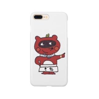 ぶんぶくん Smartphone cases