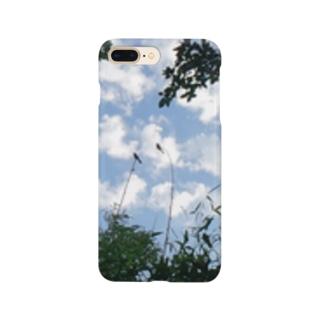 鳥とそら。 Smartphone cases