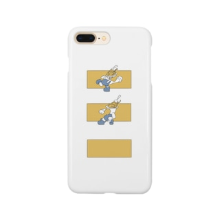ゲティーくん Smartphone cases