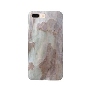 樹皮 Smartphone cases