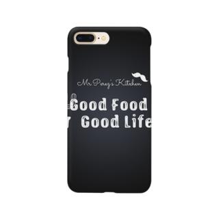 Good Food, Good Life! Smartphone cases