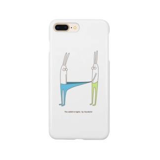 うさぎタイツとおともだち Smartphone cases