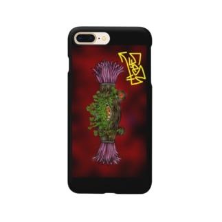 ナットウ奇ナーゼ Smartphone cases