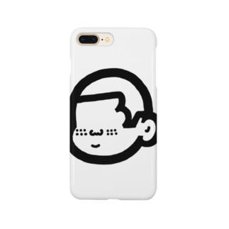 カメオ ソバカスボウズ Smartphone cases