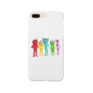 オニレンジャー Smartphone cases