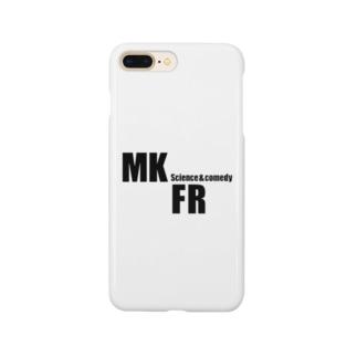 マークフリューオリジナルロゴiPhoneケース1 Smartphone cases