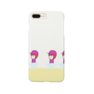 回転寿司 Smartphone cases