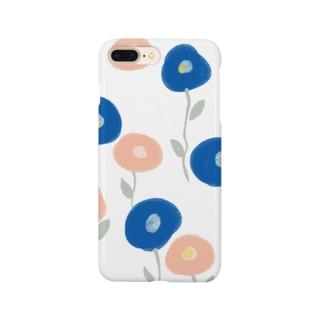 【イラストレーターMARI】ohana Smartphone cases