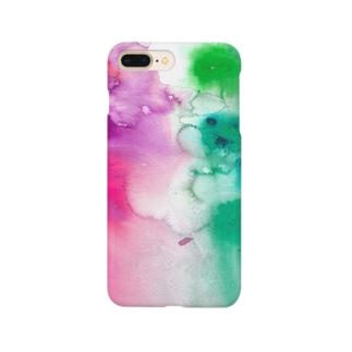 あなたとわたし Smartphone cases