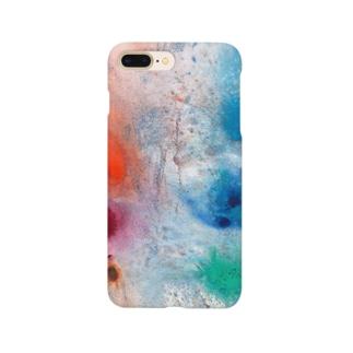 夏の大風 Smartphone cases
