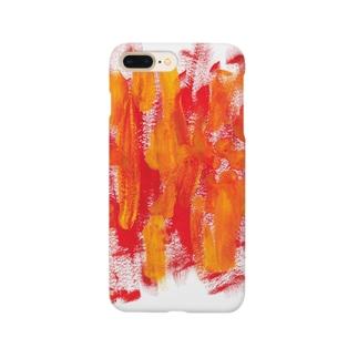 灼熱 Smartphone cases