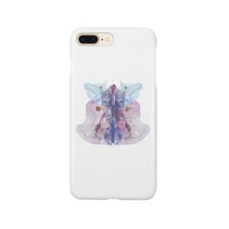 透明標本 Smartphone cases