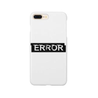 ERROR Smartphone cases