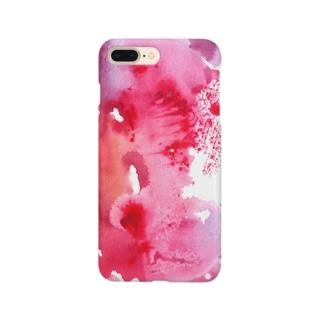 鶏頭 Smartphone cases