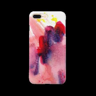2ndの跳ねるパンジー Smartphone cases