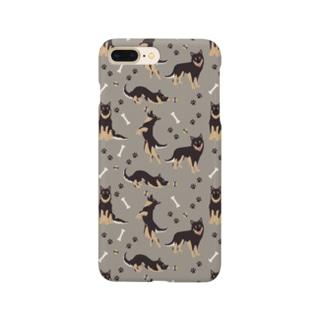 クログレー Smartphone cases