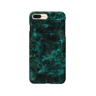 Dark road Smartphone cases