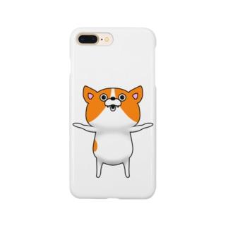 ジャックラッセル 犬 Smartphone cases