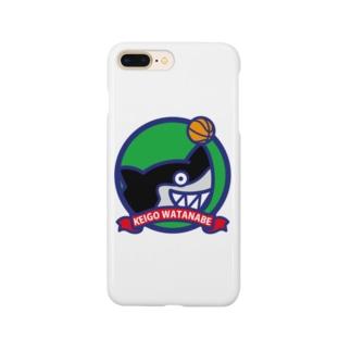 パ紋No.2912 KEIGO Smartphone cases
