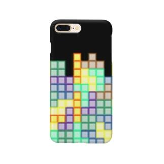 オチモノ Smartphone cases