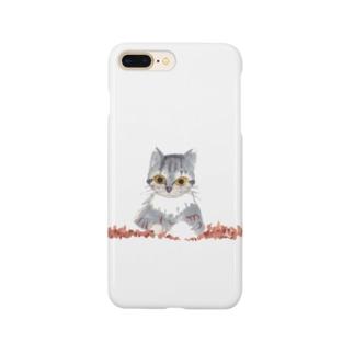 しあわせのイソギンチャク Smartphone cases