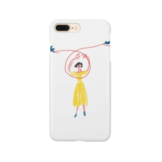 マルな気分⭕️🕊 Smartphone cases