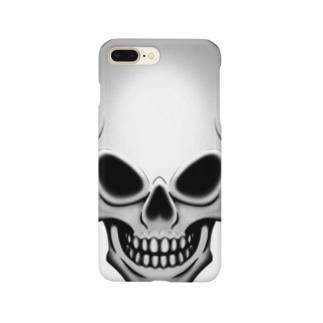 ドクロ Smartphone cases