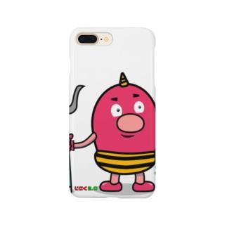 じごく2.0 赤鬼くん Smartphone Case