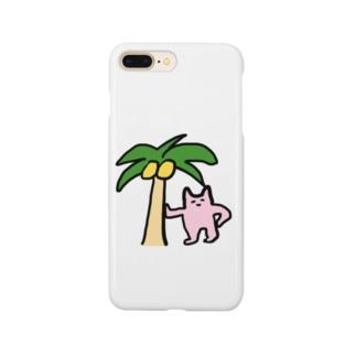 ピンクのやつ Smartphone cases
