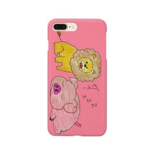 らいおん Smartphone cases