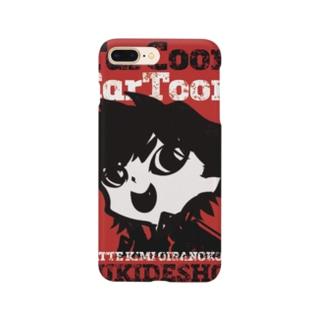 TarCoon☆CarToon is watching you Smartphone cases