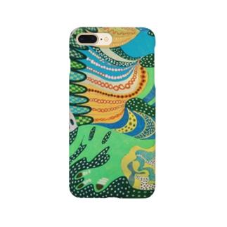 カンブリア Smartphone cases