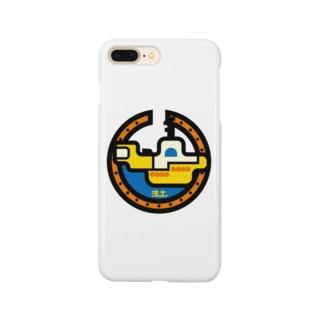 パ紋No.2916 法土 Smartphone cases