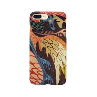 色んな翼 Smartphone cases