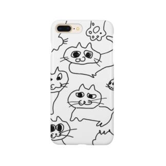 えだもものnekoneko!(グッズ) Smartphone cases