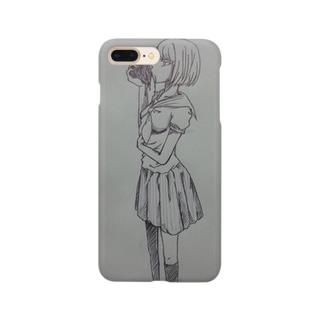 ハートゲッター Smartphone cases