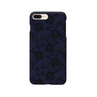 濃紺r Smartphone cases