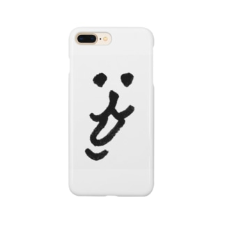 煽り顔 Smartphone cases