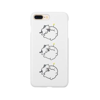 ねこふみふみ Smartphone cases