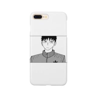 篠宮先生 Smartphone cases