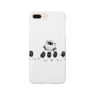 運搬 Smartphone cases